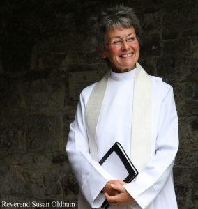 Reverend Susan Oldham